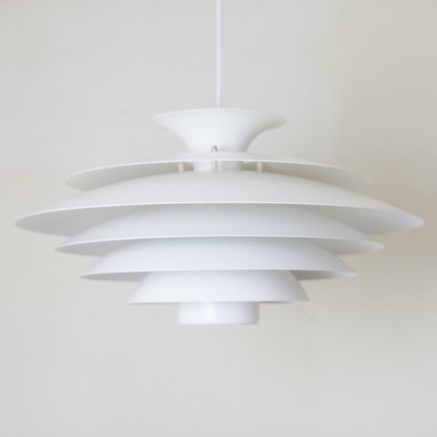 DENMARK form light MILKY WHITE 7 SHADES LAMP