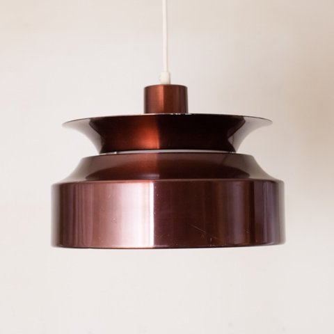DENMARK METALLIC MAROON COLOR PENDANT LAMP