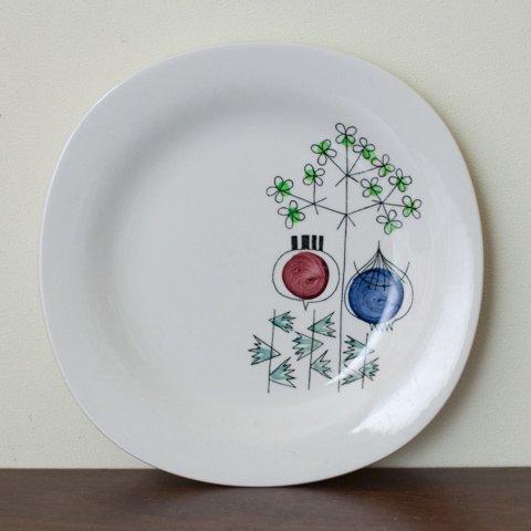 SWEDEN RORSTRAND POMONA DESSERT PLATE (B)