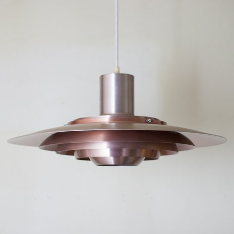 DENMARK NORDISK SOLAR (SOLAR) COPPER COLOR PENDANT LAMP