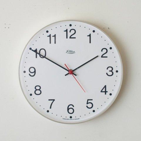 DENMARK eltime IVORY COLOR CLOCK