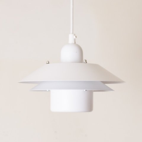 DENMARK form-light WHITE 3SHADES PENDANT LAMP