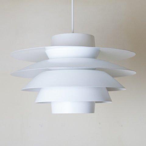 DENMARK NORDISK SOLAR VERONA WHITE PENDANT LAMP