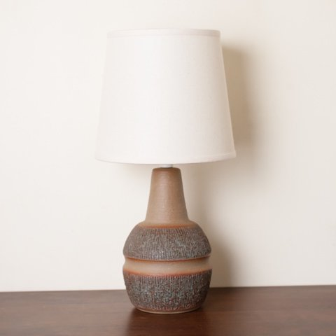 DENMARK SOHOLM Einar Johansen CERAMIC TABLE LAMP