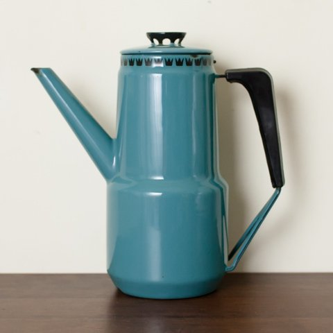 dankok DENMARK TEAL BLUE TEA POT(KETTLE)