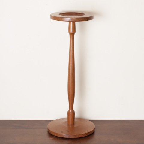 DENMARK SOLID TEAK PLANT STAND