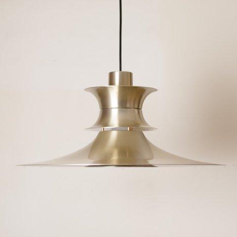 DENMARK SHANPAGNE GOLD/WHITE 4 SHADES PENDANT LAMP