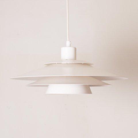DENMARK MILY WHITE 4 SHADES PENDANT LAMP