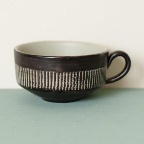 DENMARK BR TEA CUP(DARK COLOR)