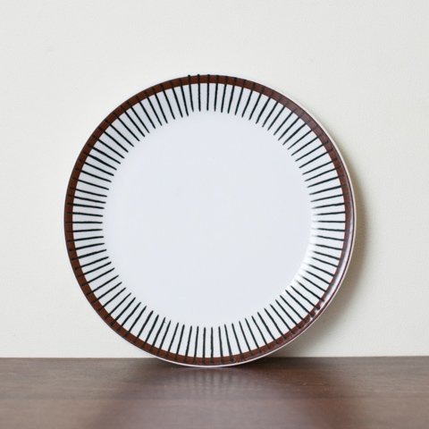 SWEDEN GUSTAVSBERG SPISA RIBB 16.5cm PLATE (A)