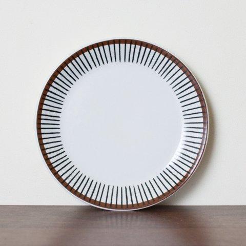 SWEDEN GUSTAVSBERG SPISA RIBB 16.5cm PLATE (C)