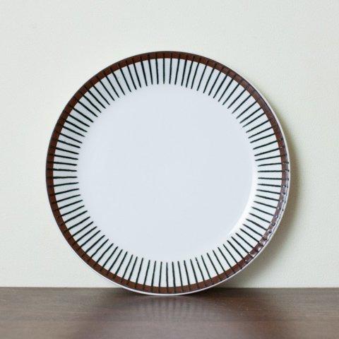 SWEDEN GUSTAVSBERG SPISA RIBB 16.5cm PLATE (D)