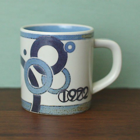 ROYAL COPENHAGEN 1972 YEAR MUG
