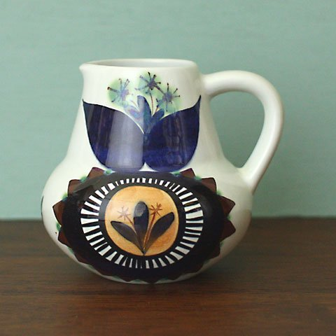 ROYAL COPENHAGEN Marianne Johnson TENERA FLOWER PITCHER