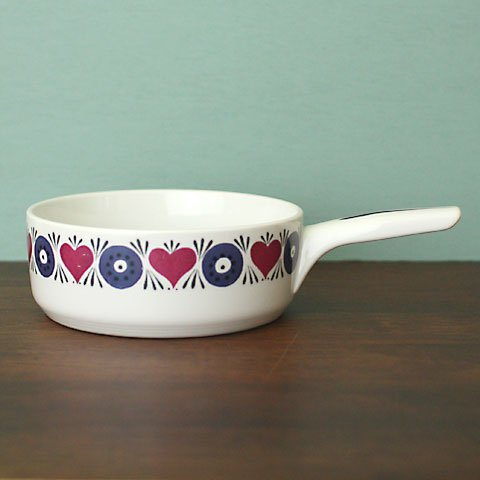 SWEDEN RORSTRAND SILJA HANDLE BOWL