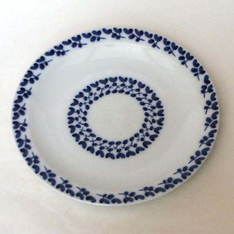 SWEDEN RORSTRAND SWEDISH BLUE DINNER PLATE