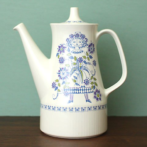 NORWAY FIGGJO LOTTE COFFEE POT