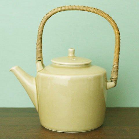 DENMARK PALSHUS T4 MUSTARD YELLOW TEA POT