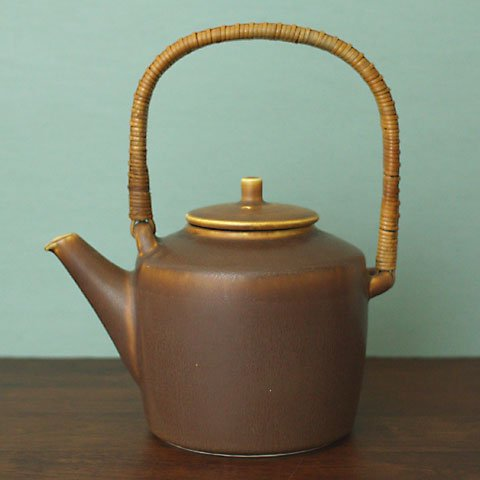 DENMARK PALSHUS T4 BROWN TEA POT