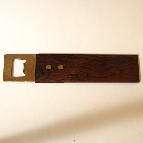 DENMARK SOLID ROSE WOOD BIG/LONG OPENER
