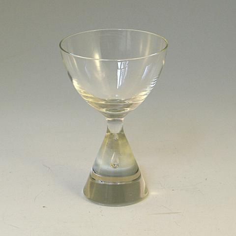 DENMARK HOLMEGAARD PRINCESS WINE GLASS