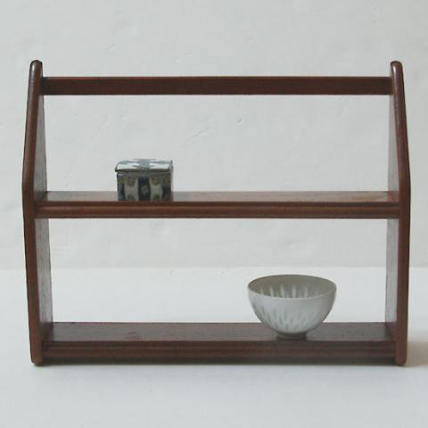 DENMARK SOLID TEAK SHELF
