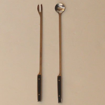 DENMARK LONG SPOON & FORK SET