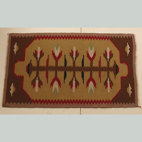 DANISH DESIGN SMALL KILIM