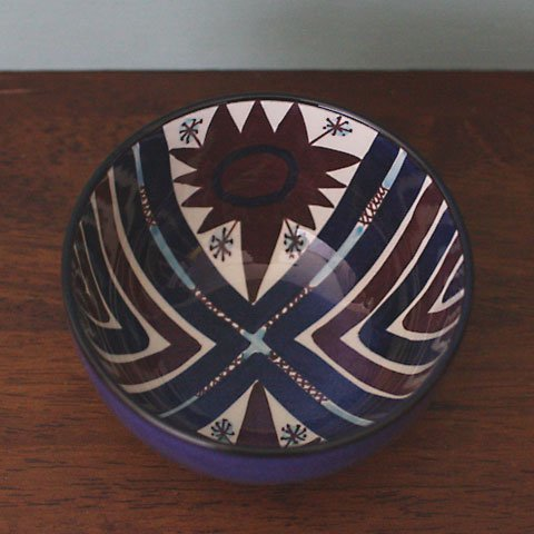 ROYAL COPENHAGEN Marianne Johnson TENERA FLOWER BOWL