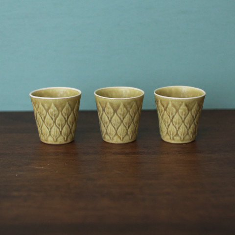 DENMARK KRONJYDEN J.H.Q RELIEF SMALL CUP