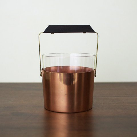 DENMARK COPPER/GLASS ICE PALE