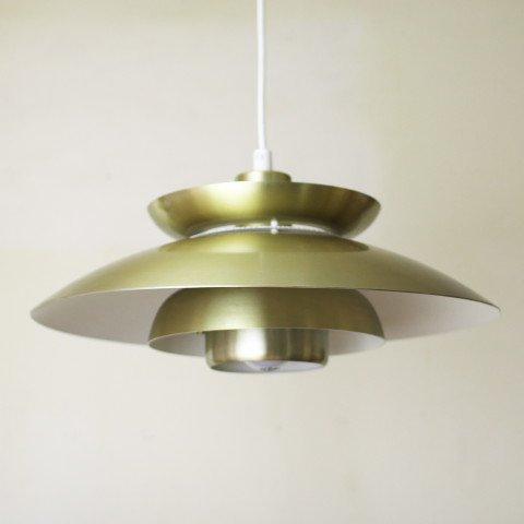 DENMARK JEKA CHAMPAGNE GOLD 4 SHADES LAMP