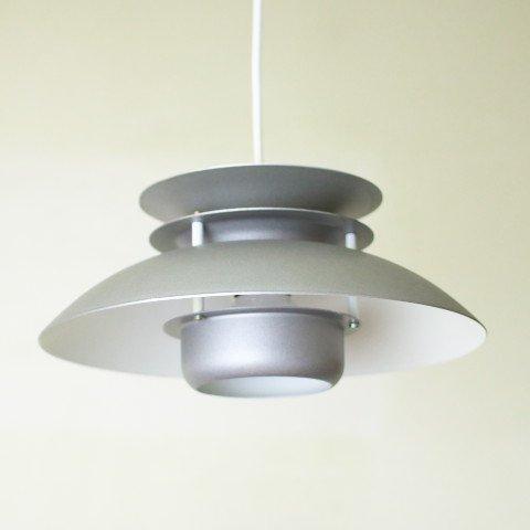 DENMARK GREY/WHITE 4 SHADES LAMP