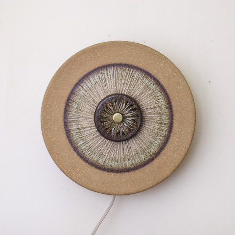 DENMARK SOHOLM CERAMIC WALL LAMP