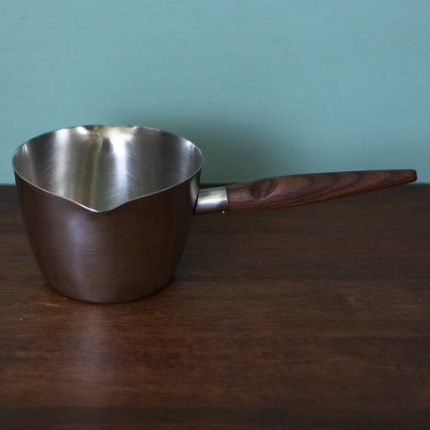 DENMARK STAINLESS/ROSEWOOD HANDLE SAUCE PAN