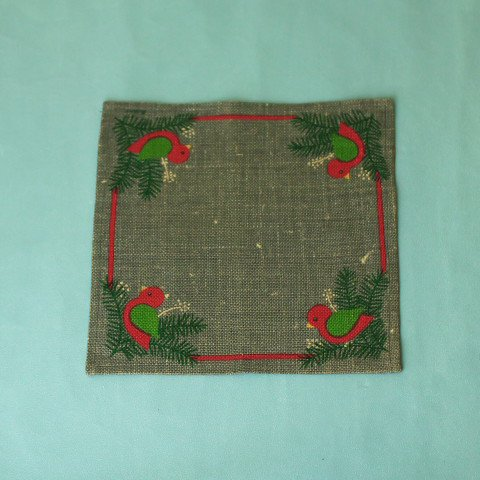 SWEDEN GREY JUTE TABLE MAT(JUL DUK)