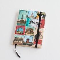 Parisのお土産 ハードカバーノート