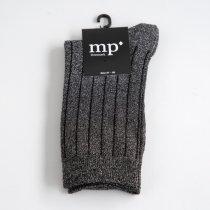 mp Denmark メタリックソックス ストライプ ブラック