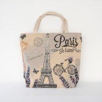 Parisのお土産 ゴブラン織りトートバッグ