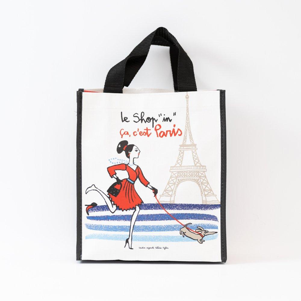 Parisのお土産 ナイロンミニバッグ