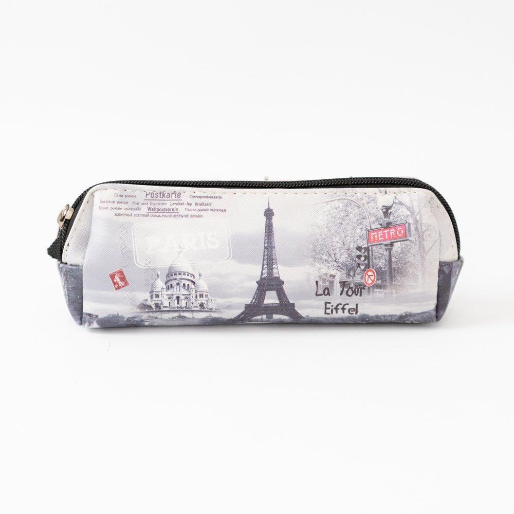 Parisのお土産 PVC素材ペンケース A