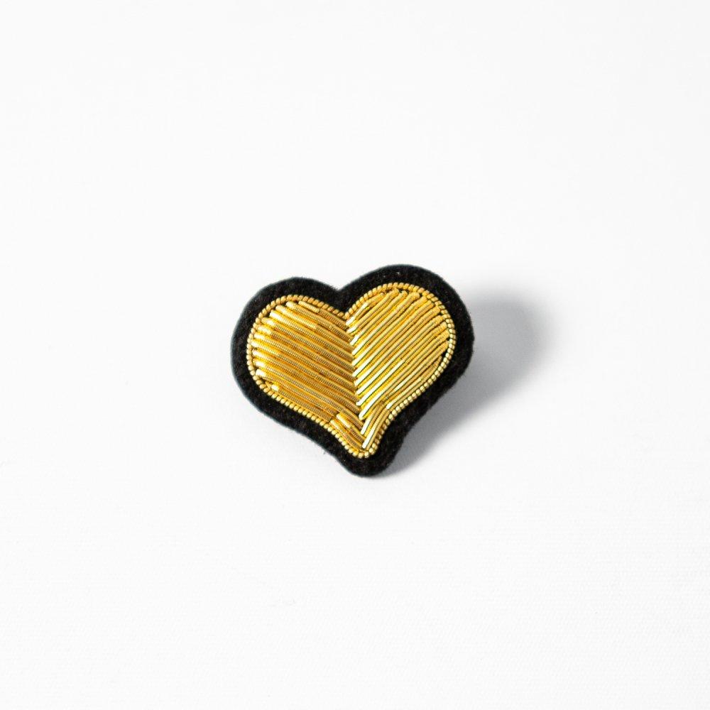 MACON&LESQUOY  Gold Heart