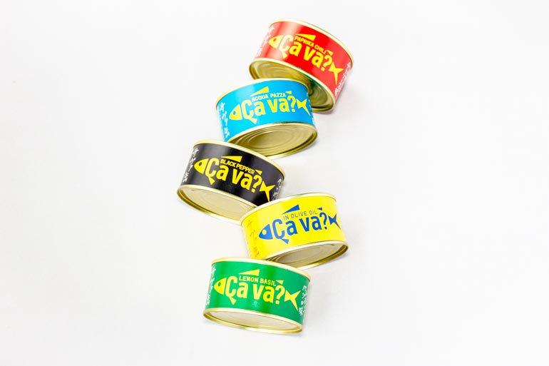Cava缶