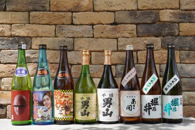 【2020父の日】地酒と酒器のオリジナルギフトセット