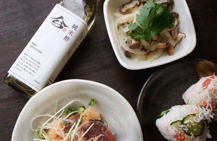 くら純米酢|浅沼醤油店