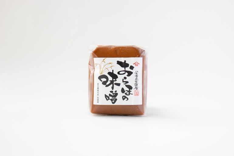 【訳アリ割引中!】おらほの味噌|八木澤商店