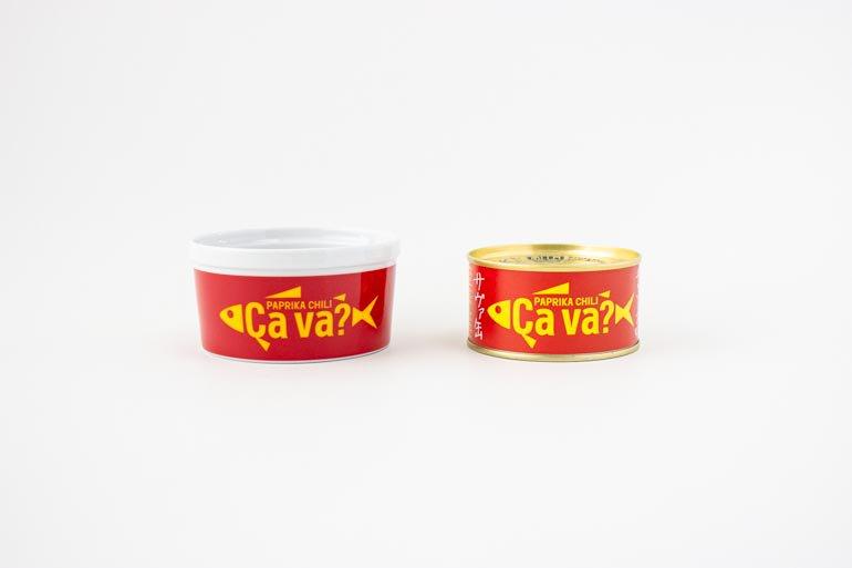 Cava缶&ココットセット