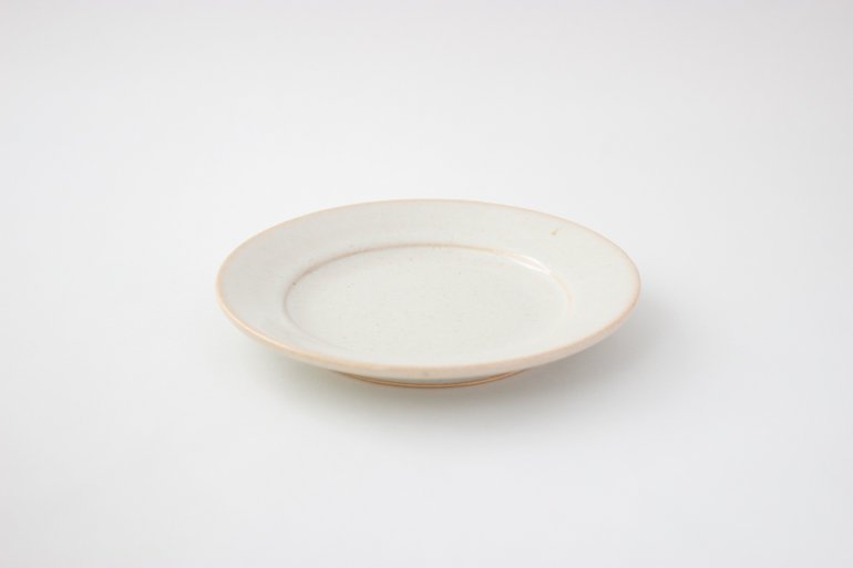 丸皿(リム付)