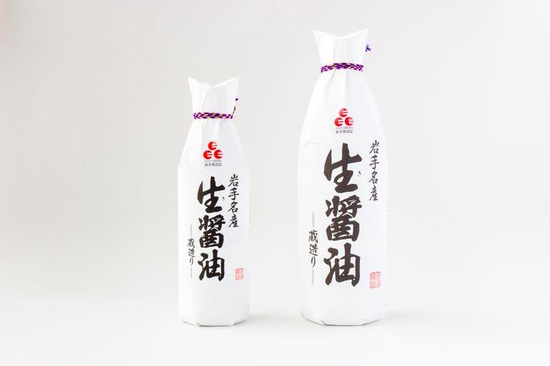 生醤油 (きじょうゆ)