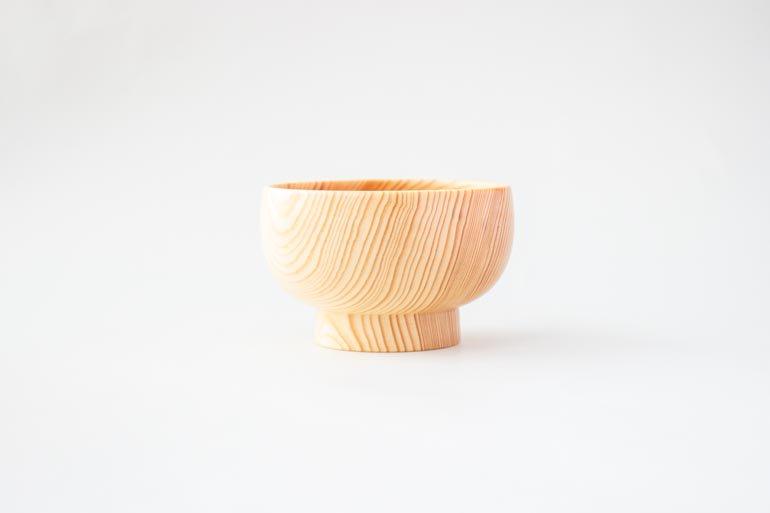 大野木工の椀